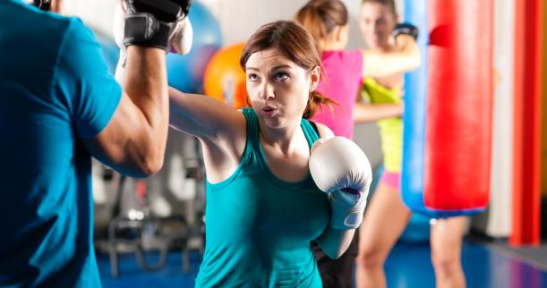 Cardio Kickboxing for Women - Victory MMA